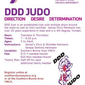 DDD Judo