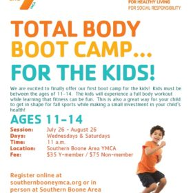 Boot Camp for Kids