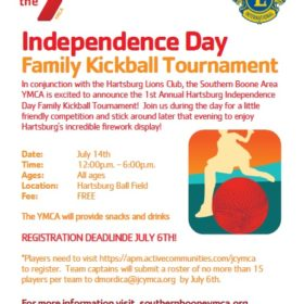 Independence Day Kickball Tournament