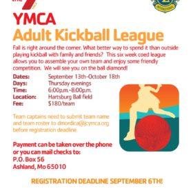 Adult Kickball League