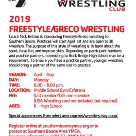 Southern Boone Wrestling Club